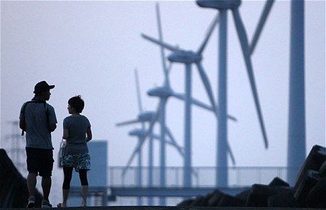 energy wind japan