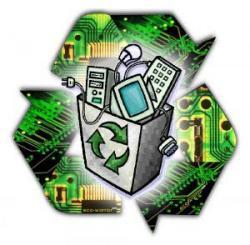 riciclo rifiuti elettronici