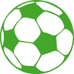 soccer green 250 250