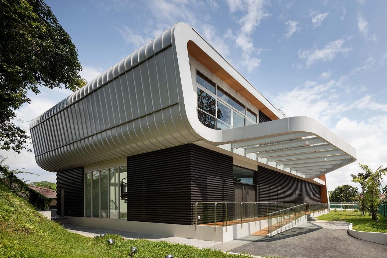 B House La Prima Casa Passiva Di Singapore Canale Energia: b house