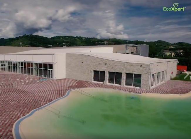 Al parco sportivo di arzignano la piscina smart for Piscina arzignano