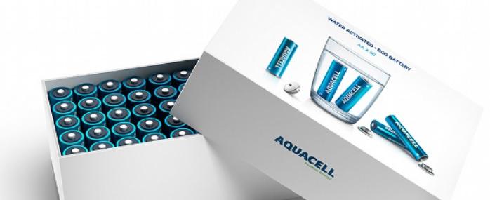 Da Aquacell le pile che rispettano l'ambiente