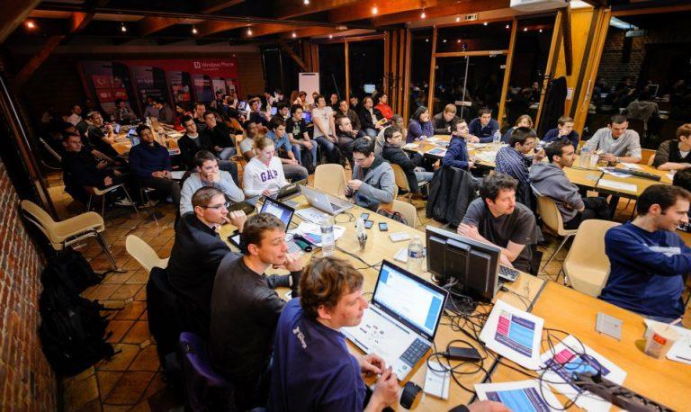 Hackathon: la maratona per l'acqua