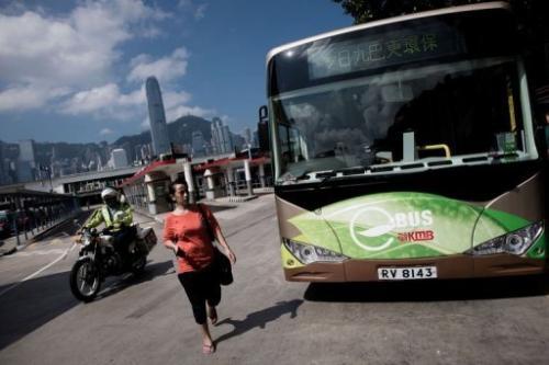 Mobilità sostenibile: nuovi test a Hong Kong