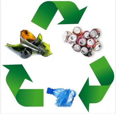 riciclo materiali