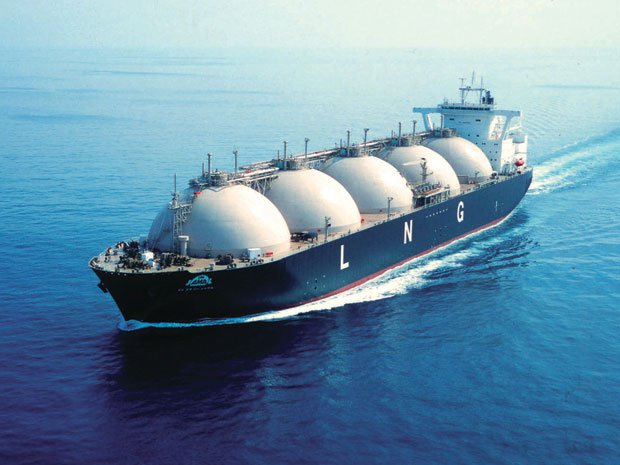 gnl trasporto marittimo