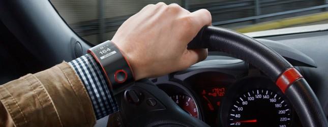 wereable technology nell'automotive