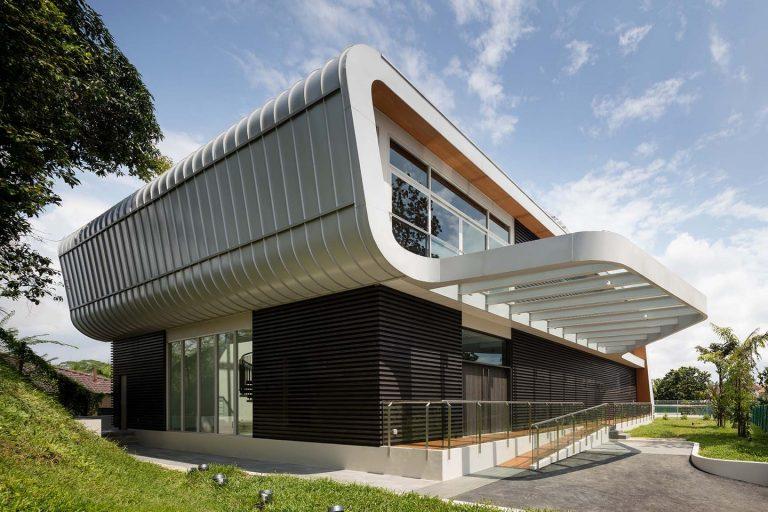 B House, la prima casa passiva di Singapore
