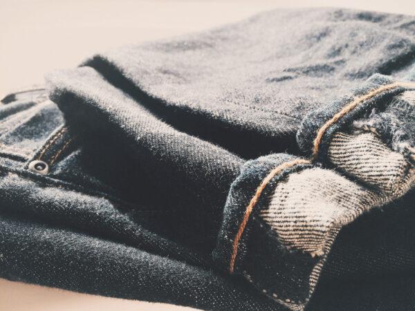 tessuto di jeans denim rigenerato IED