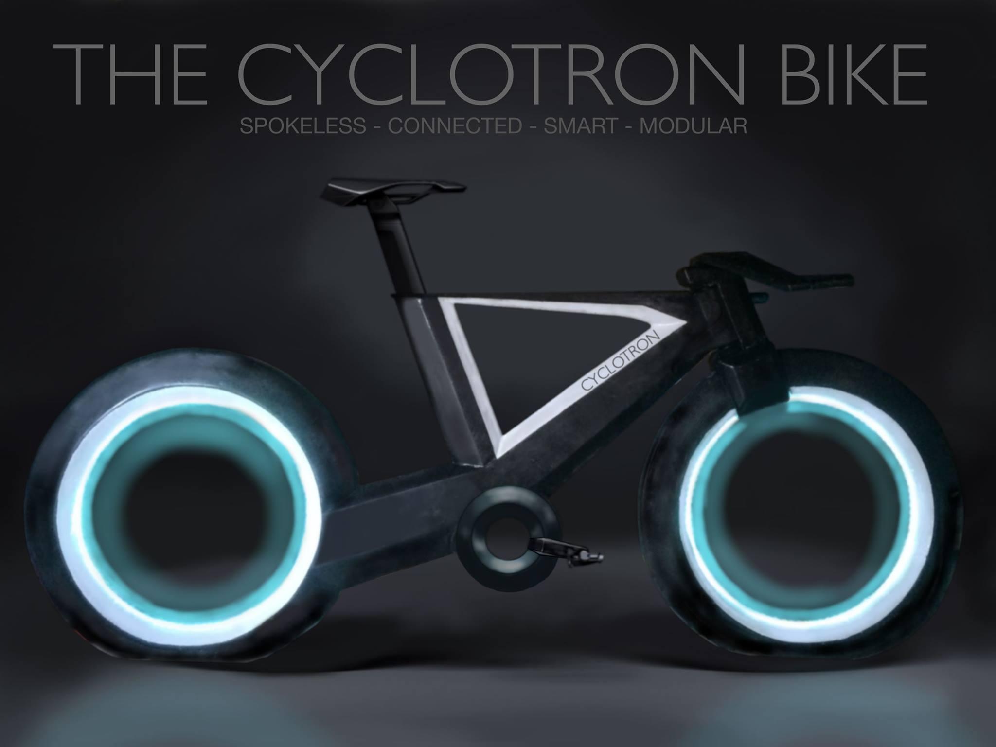 bici del futuro