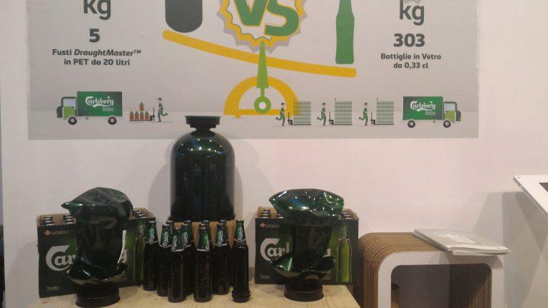 Carlsberg Italia presenta la birra sostenibile