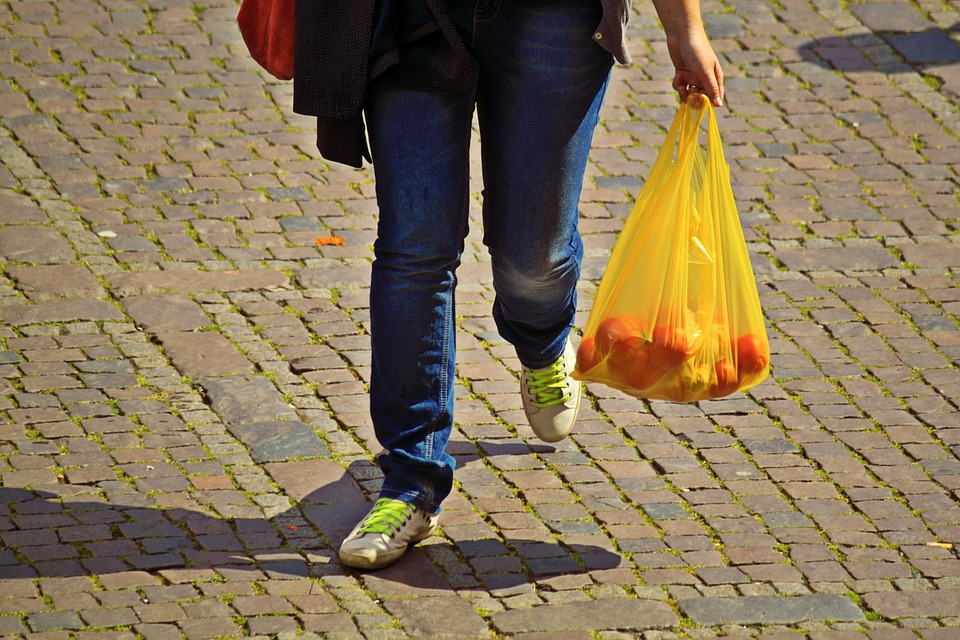 ridurre i rifiuti in plastica