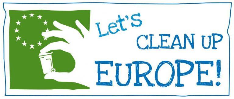 Let's Clean Europe 2017, la campagna europea contro l'abbandono dei rifiuti