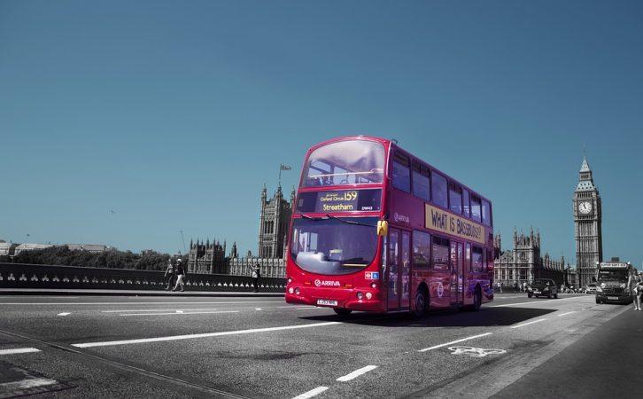 biocarburante per gli autobus