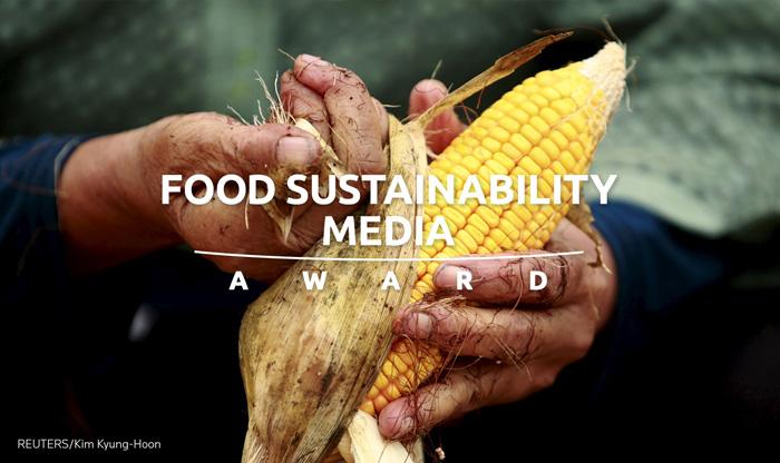 Food Sustainability Media Award 2017
