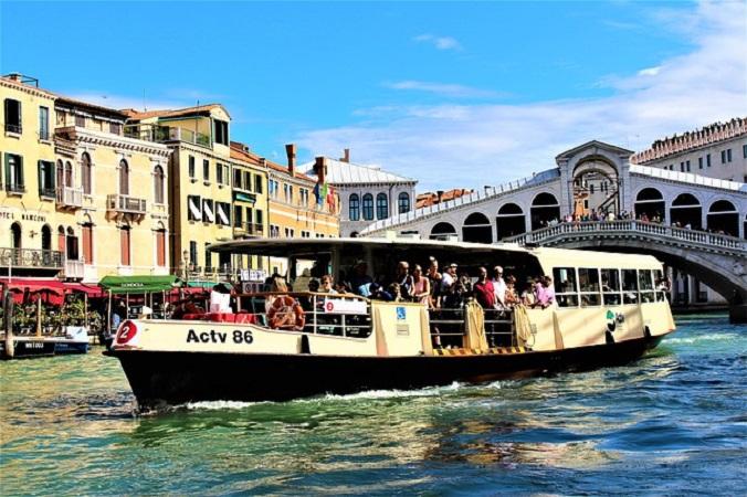 Venezia Vaporetti