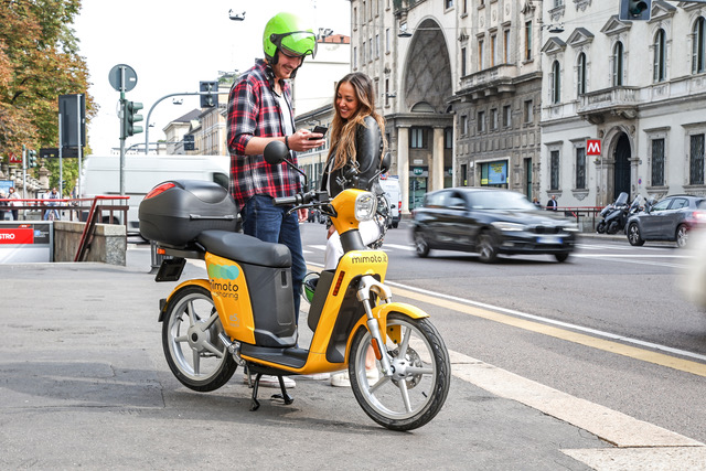 Mimoto Scooter