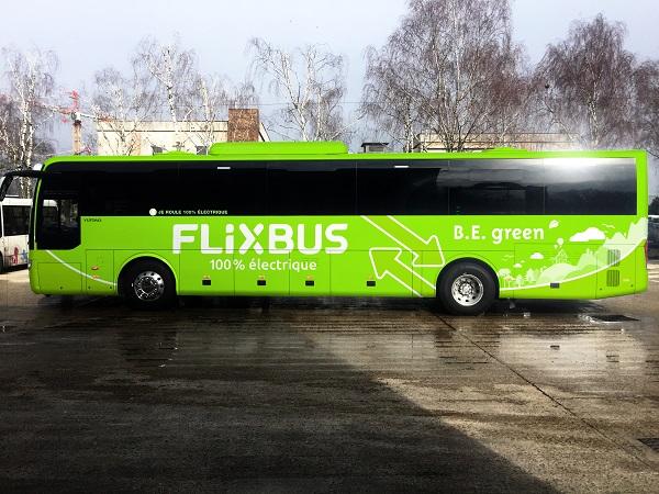 Flix E Bus