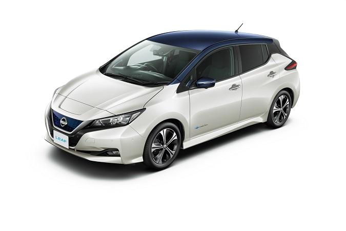 Lancio Nuove Elettriche Nissan