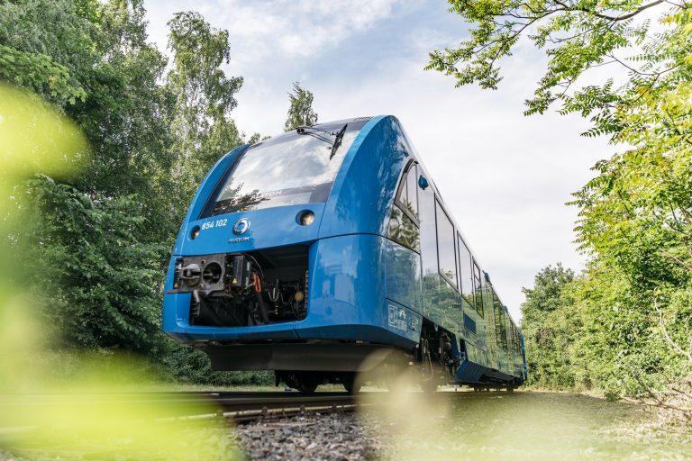Al via il treno passeggeri a idrogeno in Germania
