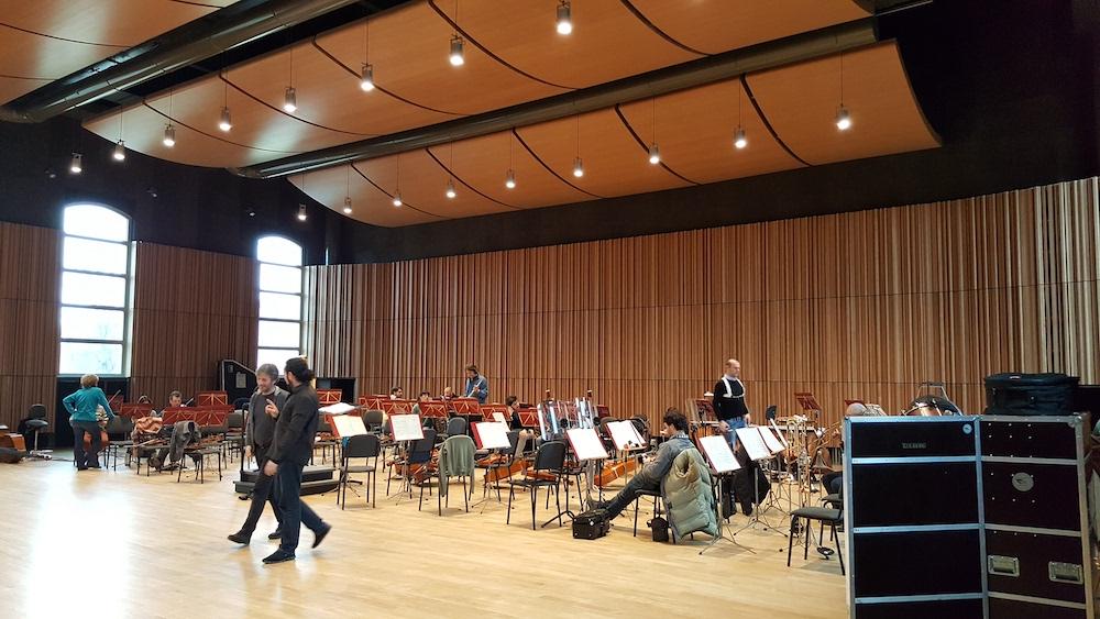 Auditorium Parma