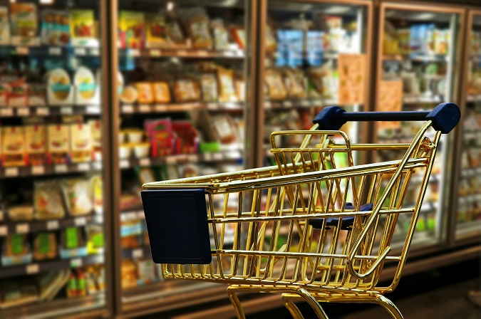Supermarket Vuoto