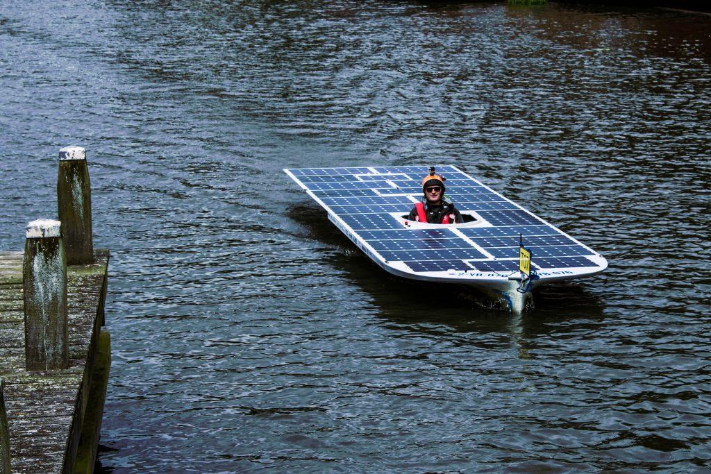 TU Delft Solar Boat Team 1024x683