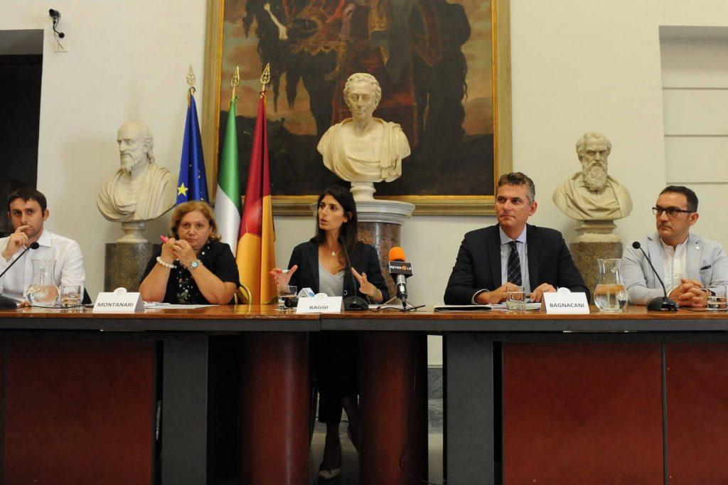 Presentazioneporta A Porta Per Negozi Roma Foto Da Pag. Fb Di Roma Capitale 1024x682