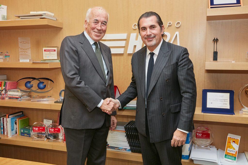 LuxOn TomasoTommasi DiVignano Pres GruppoHera MarcoAstorri CEO Bio On 1024x683