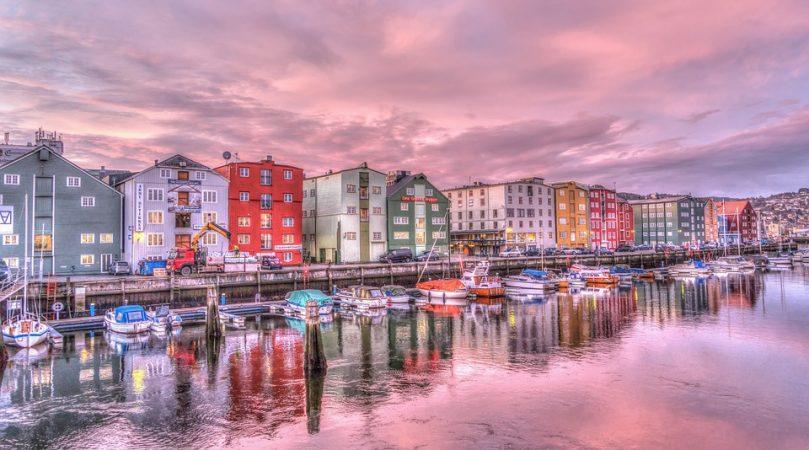 Norvegia Trondheim E1548169965880