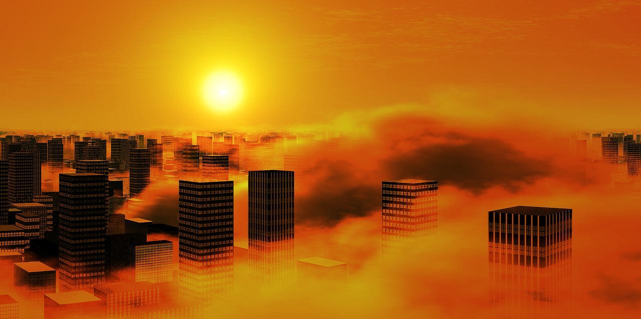 Città Inquinamento 1200