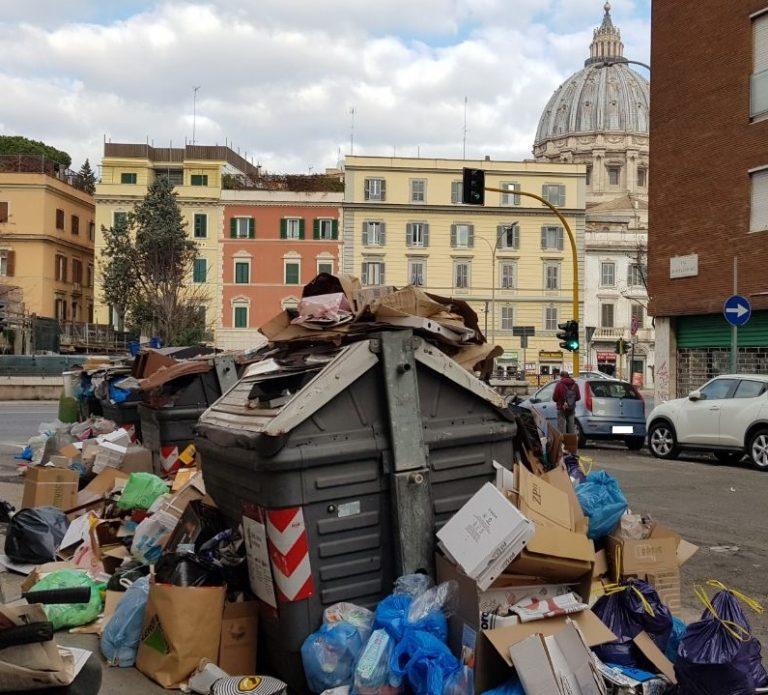 Roma, revocato il Cda Ama