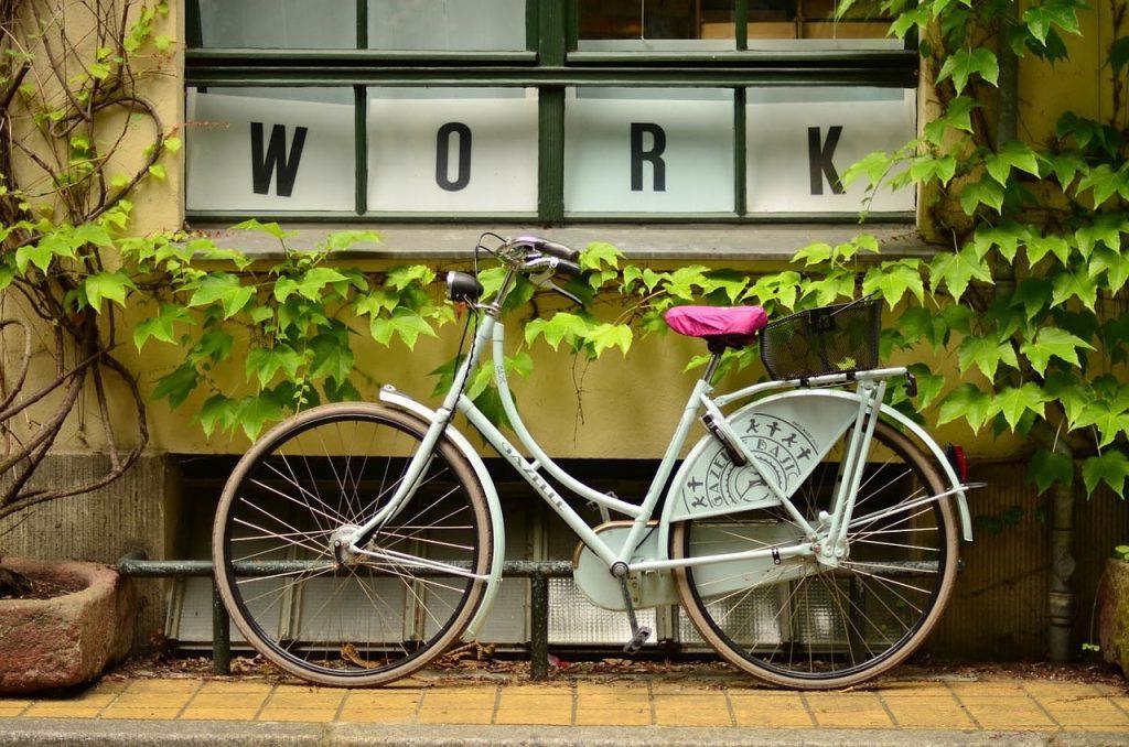 lavoro bici