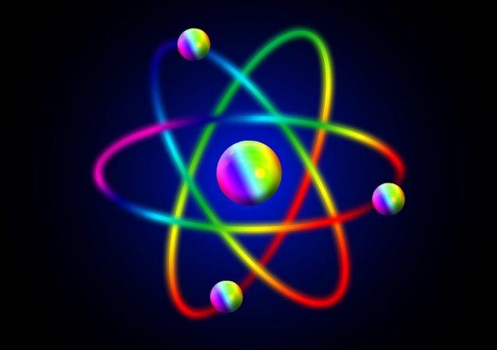 reattore nucleare stampa