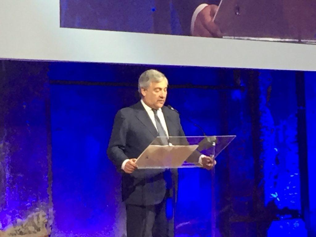 Eurelectric power summit Tajani
