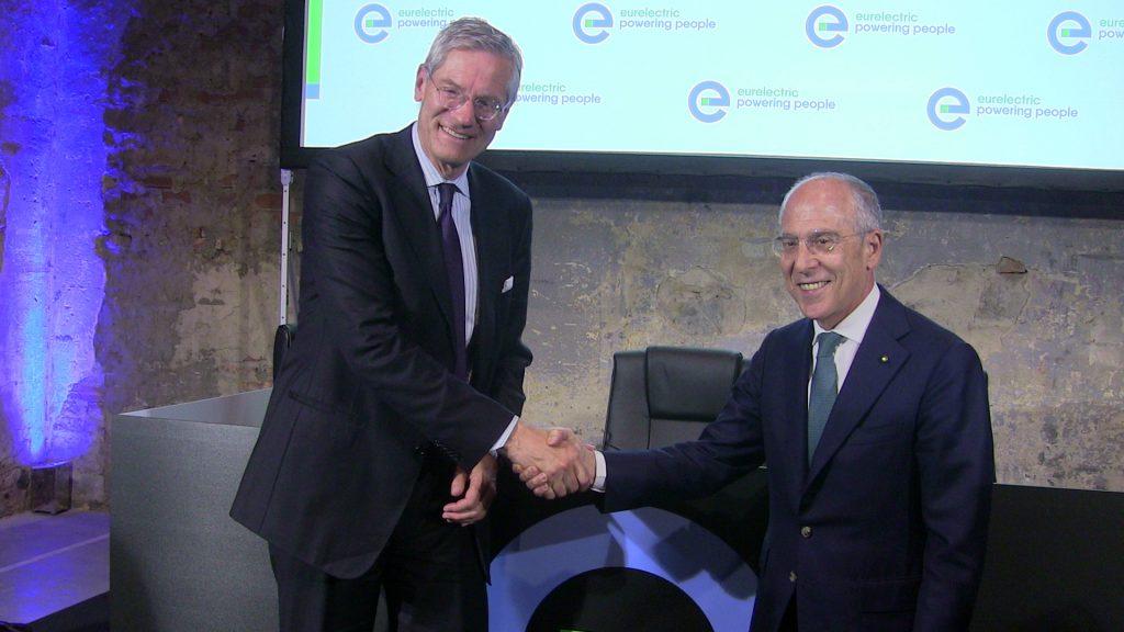 Eurelectric power summit nuovo presidente