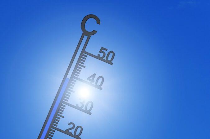 caldo anomalo in California