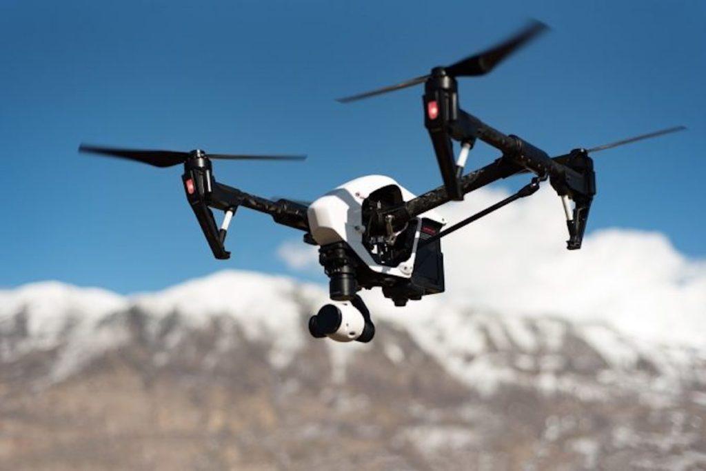 droni consumo energetico
