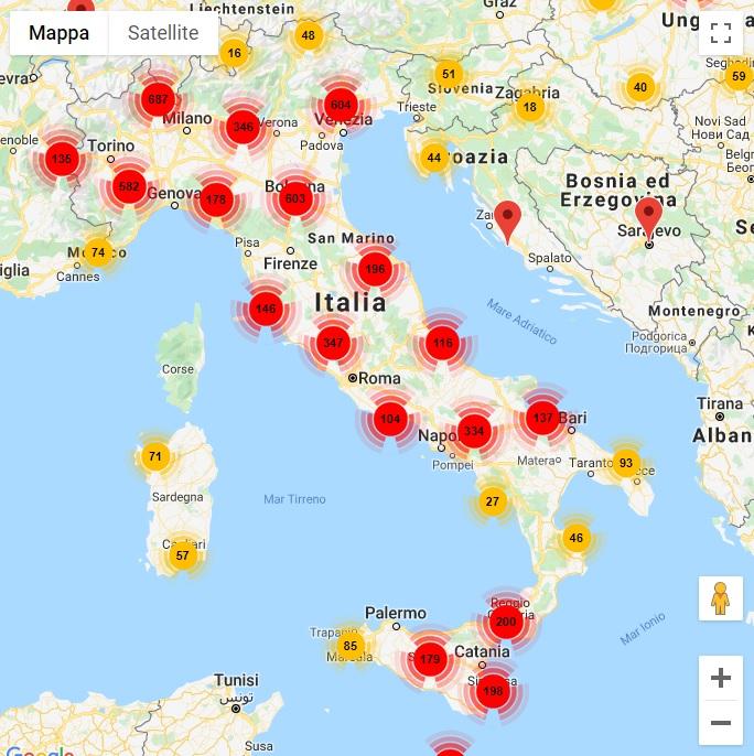 Mappa Serr