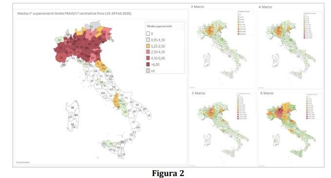 Aree Più Inquinate Di Italia