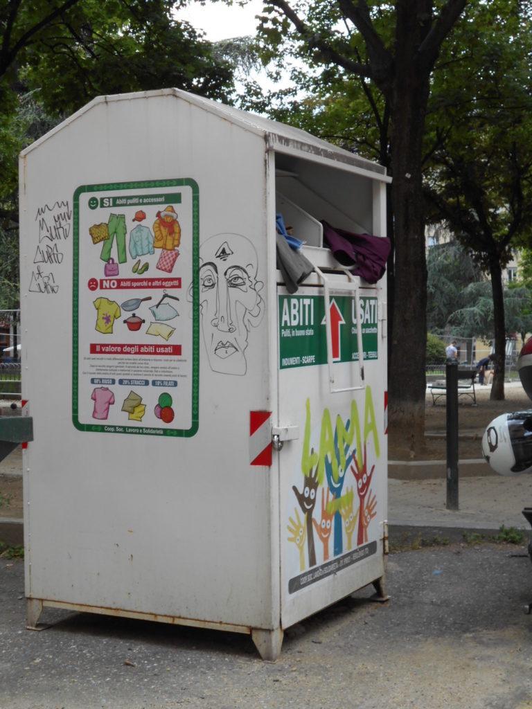 raccolta differenziata rifiuti