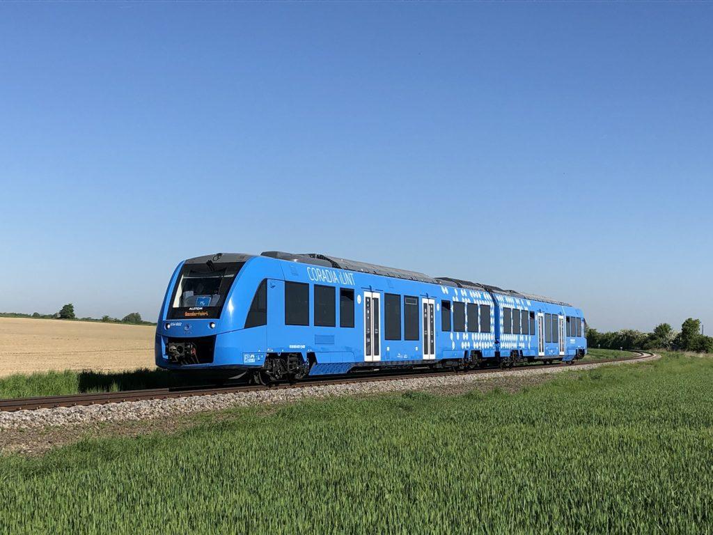 Trenih2 Realizzazione Di Treni Alimentati A Idrogeno