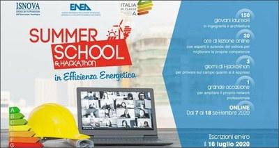 summer school efficienza energetica