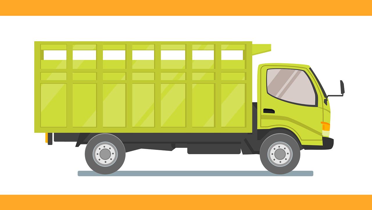 Camion idrogeno verde