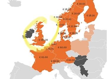 Il costo dell'energia in UK si scontra con il bilanciamento della rete