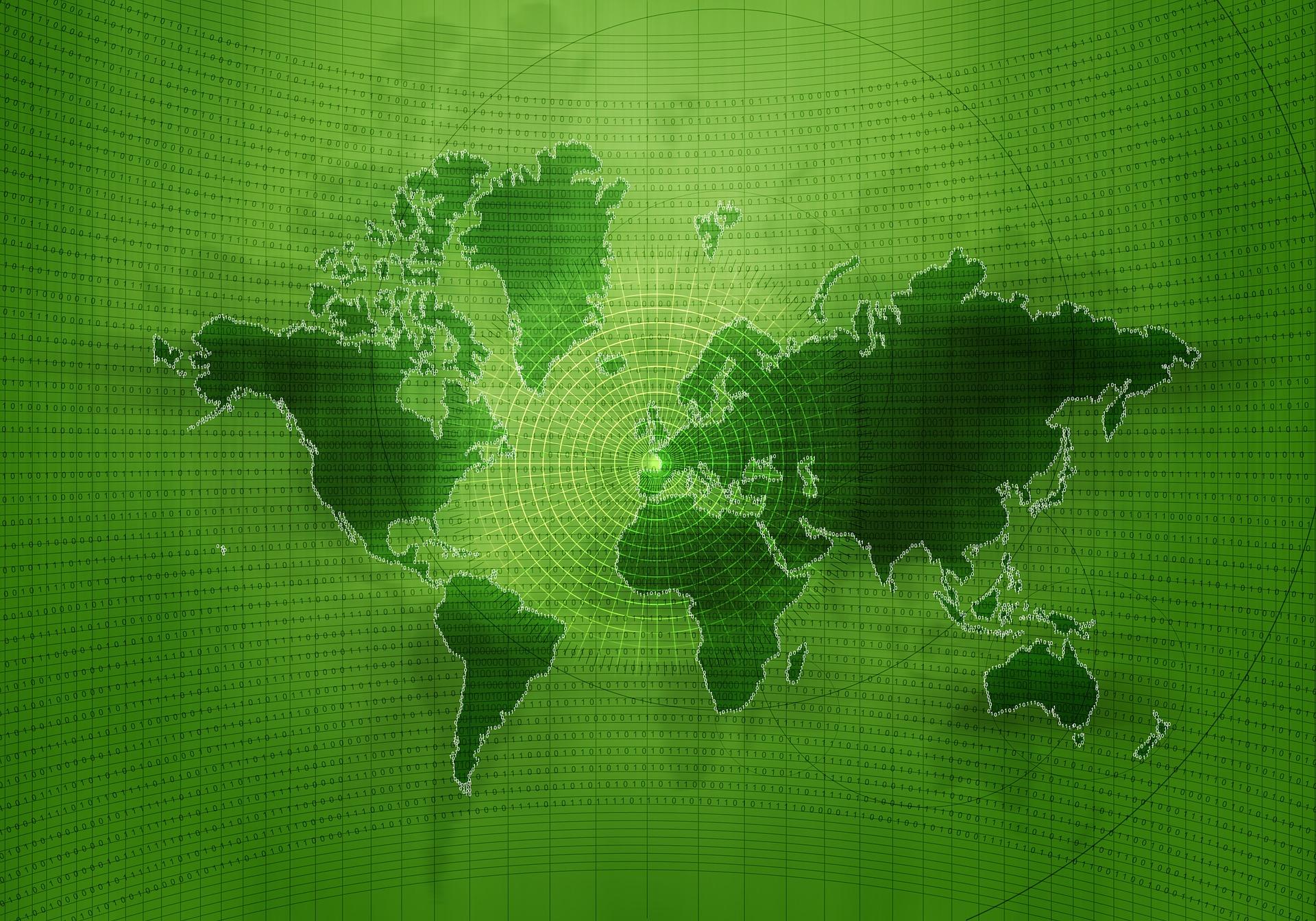 sostenibilità smart city mondo terra aziende iot bioplastiche