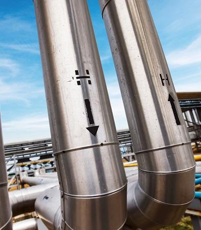 rete gas idrogeno
