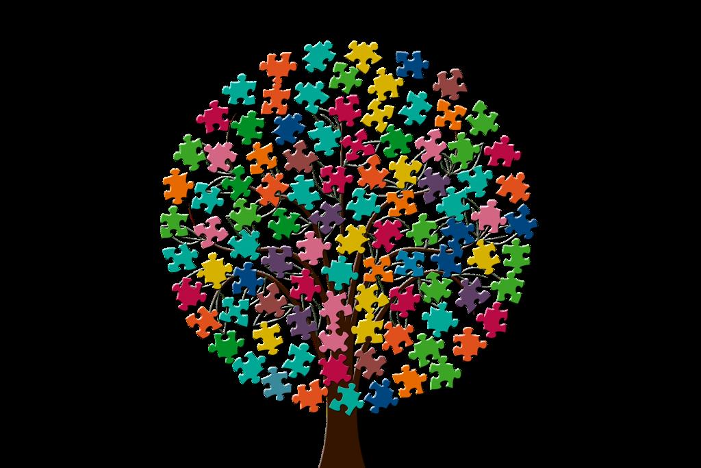 tree albero smart city connessioni efficienza energetica sostenibilità olistico