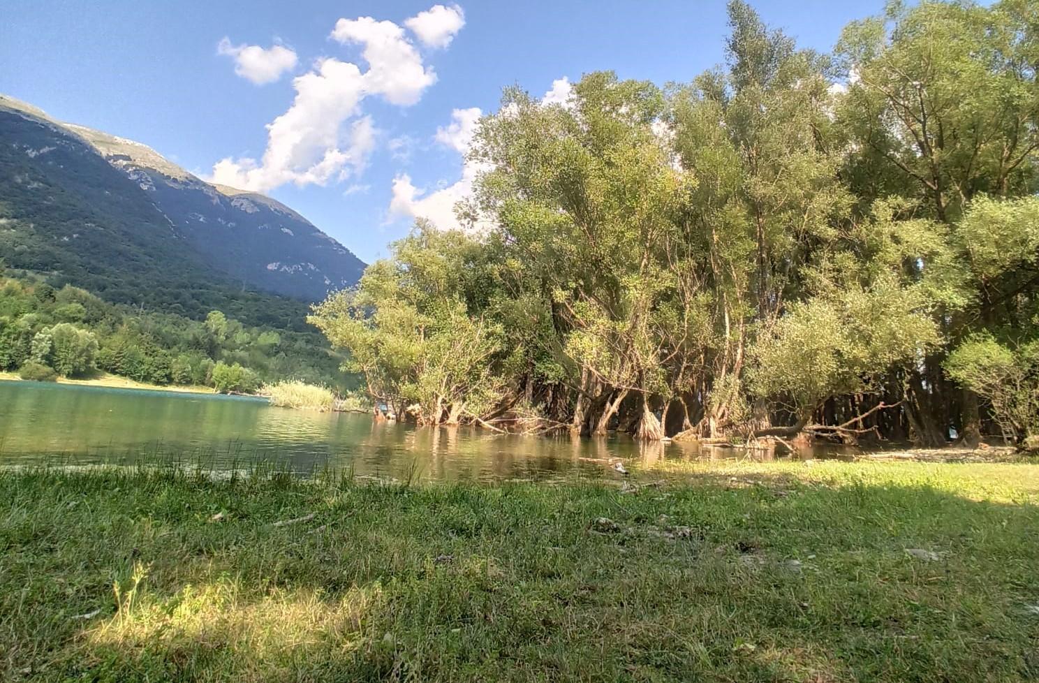 progetto europeo Ribes civitella alfedena lago artificiale