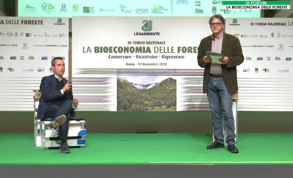 forum foreste Legambiente